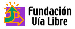Logo of Cursos Fundación Vía Libre
